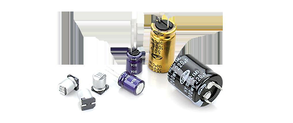 Capacitors Itaca Magnetics